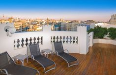 Melia Plaza Valencia - Room Reservations - HolidayRentClub.com #valencia #spain #hotels #bestdeals