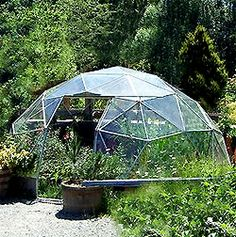 'Tis the season when one's thoughts turn to gardening and that has me longing for a greenhouse. As one who was formerly spoiled with long growing...
