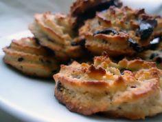 LCHF-bloggen: Mandelkaker med appelsin og sjokolade