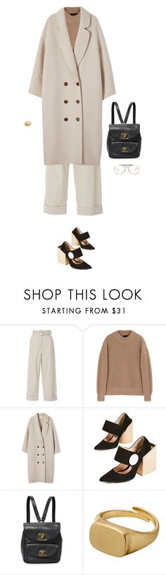 """long commute."" by sharplilteeth ❤ liked on Polyvore featuring Isa Arfen, Calvin Klein Collection, Jacquemus and CÉLINE"