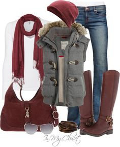 """Casual - #4"" by in-my-closet on Polyvore"
