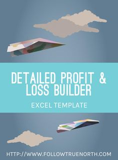 profit and loss excel template