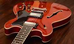 Harley Benton - HB-35-CH Vintage Series