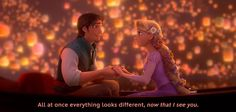 Tangled quote Via Disney on Facebook