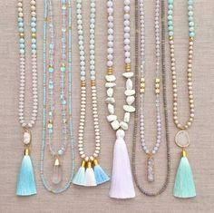 Resultado de imagen de peyton tassel necklace