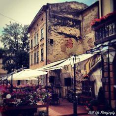 European Café in L'viv, Ukraine #stilllife