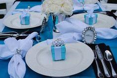 Breakfast at Tiffany's themed party