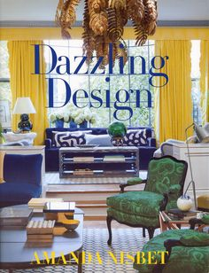 Dazzling Design by Amanda Nisbet - Roger Davies Photography