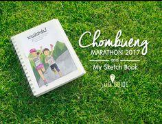 รีวิว วิ่ง Half Marathon จอมบึงมาราธอน 32nd กับบันทึก My Sketchbook by บ่มิguide - Pantip