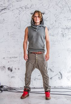 VALO URBAN - An impressive drop crotch harem pant with a slim leg by VALOdesigns on Etsy https://www.etsy.com/listing/209030861/valo-urban-an-impressive-drop-crotch