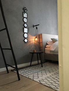 Slaapkamer - interiorinprogress