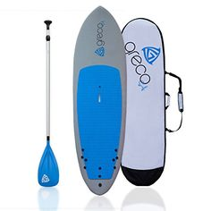 """8'6"""" Jonah's Whale Foam Soft Performance SUP Stand Up Paddleboard - Surfboard…"""