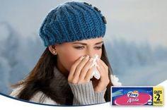 Acuérdate de taparte la nariz y la boca con un pañuelo desechable siempre que estornudes o tosas. Entre todos evitamos que la gripe se propague y además mejoramos la convivencia con los demás.