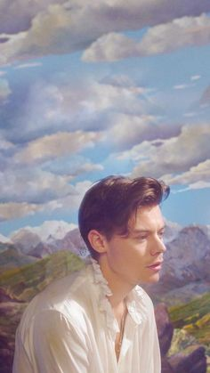 harry styles, two ghosts music video 🥺💗 Harry Styles Baby, Harry Styles Pictures, One Direction Pictures, Harry Edward Styles, Look Wallpaper, Harry Styles Wallpaper, Photo Wall Collage, Picture Wall, Harry Styles Poster