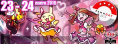 Gran Festival PKMN DAY Chile 2016 - Santiago de Chile, 23 y 24 de Enero 2016 ~ Kagi Nippon He ~ Anime Nippon-Jin