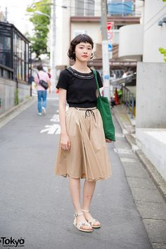 zara skirt with side zip - Google Search