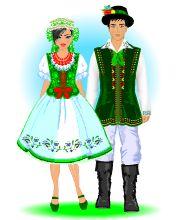 costume Kashubian