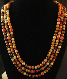 Creating Multistrand Necklaces: Part I