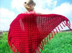Free crochet shawl Patterns In this post you will find all the information you need to know if you want a crocheted shawl, with f...