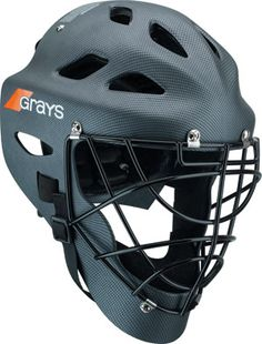 Get the Grays Helmet today only at Lax World. Field Hockey Equipment, Field Hockey Goalie, Field Hockey Sticks, Hockey Helmet, Football Helmets, Face Off, Nhl, Kicker, Goalie Mask