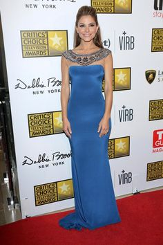 Maria Menounos in this dress I pine for!