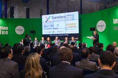 5ª Foro Europeo para la Ciencia, Tecnología e Innovación, celebrado en el Palacio de Ferias y Congresos de Málaga (FYCMA) del 10 al 11 de febrero de 2016   #Transfiere2016   www.forotransfiere.com