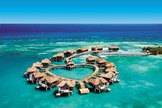 2d524372e When that overwater bungalow is at an all-inclusive resort