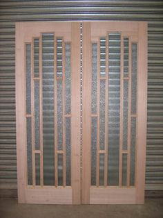 Sunshine Joinery External Door Art Deco Doors