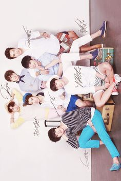 SUPER JUNIOR | Mandopop <3