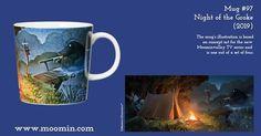 Moomin Mugs, Tove Jansson, Tv Series, Concept Art, History, Illustration, Songs, Design, Conceptual Art