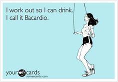 Vodkardio. #nutritionquotesfunny