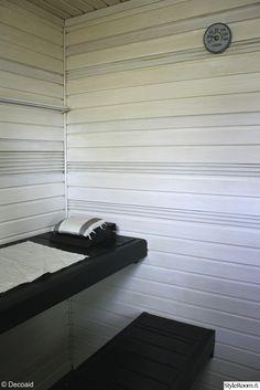 sauna,saunan lauteet,mustat lauteet,saunan käsittely