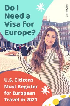 Do I Need a Visa for Europe? Americans Need ETIAS Authorization in 2023 Passport Information, International Passport, Schengen Area, San Francisco, Travel Insurance Policy, Living In Europe, Passport Holders, Mean People, Rewards Credit Cards