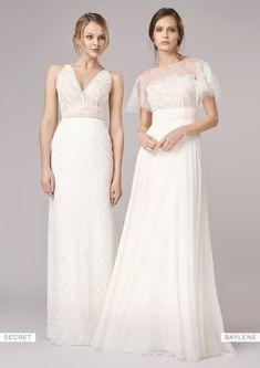 Courtesy of Anna Kara Wedding Dresses; www.annakara.com