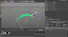 Using X Particles to Create a Fluid Flush Element in Cinema 4DComputer Graphics & Digital Art Community for Artist: Job, Tutorial, Art, Concept Art, Portfolio