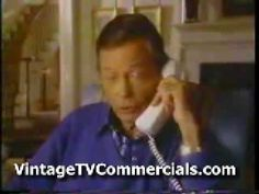 A cute old telephone commercial featuring all seven of the TOS cast calling each other (plus a guest appearance from TNG's Riker)