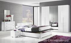 Egos - Camere da letto - Camere complete - Mondo Convenienza