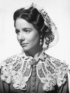 Alicia Rhett, actress best known for playing Ashley Wilkes' sister, India in Gone With The Wind, 03.01.14, aged 98