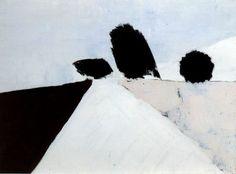 felixinclusis:    yama-bato:Nicolas de Staël (1914-1955)RoadCiudad de la Pintura