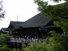 Japanese Kiyomizu Temple