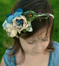 How to Make Fun Handmade Headbands for Girls | SaibaTooth Cub