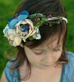 How to Make Fun Handmade Headbands for Girls | SaibaTooth Cub