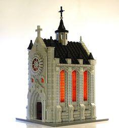 Forum LUGPol :: Zobacz temat - [MOC] Gotycka kaplica