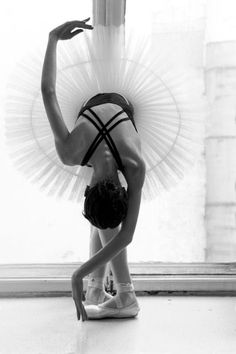 And, something magical...Anastasia Guschina, The Bolshoi Ballet Academy, photo by Daria Chenikova.