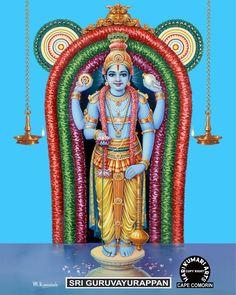 Lord Krishna, His Lilas and Teachings - Sri Swami Sivananda Krishna Temple, Krishna Hindu, Shiva, Rangoli Borders, Rangoli Border Designs, The Mahabharata, Lord Krishna Wallpapers, Tanjore Painting, Lord Krishna Images