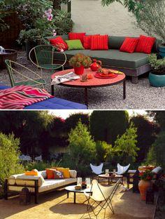 plain air furniture: elegant and modern outdoor furniture
