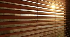 Many people are surprised to hear that vertical blinds Smethwick offers some additional benefits. By controlling the light, blinds can save you money in many ways.