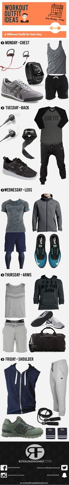 It is official, 2015 wasn't a good day for men's gym style. Let's upgrade your men's gym style 2016 and hope you get your game on the right track. Outfit Gym, Outfit Ideas, Body Builder, Herren Style, Look Man, Moda Fitness, Fitness Men, Fitness Shirts, Fitness Tips