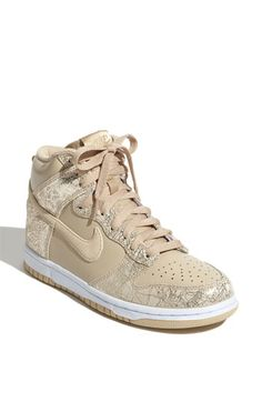 Nike 'Dunk' High Top Sneaker