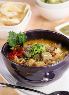 #Indonesian Food: SOTO BETAWI